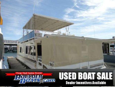 2000 Destination Yachts 45' Houseboat
