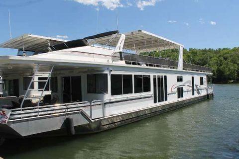 2001 Fantasy Yachts 17x84 widebody