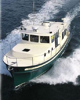 1999 Nordic Tugs 37 Manufacturer Provided Image