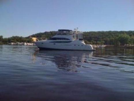 2007 Meridian 459 Motoryacht Full profile