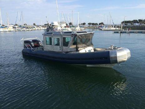 2004 Safe Boat 2004 SAFEBOAT DEFENDER 25'