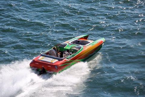 2008 Eliminator Boats 25 DAYTONA ICC