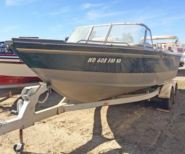 Used 2001 LUND 1950 Tyee Magnum, Minot, Nd - 58701 - Boat Trader