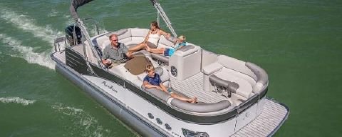 2018 AVALON 2785 CATALINA REAR J LOUNGER