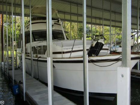 1976 Chris-Craft 410 Motor Yacht 1976 Chris-Craft 410 Commander for sale in Little Rock, AR