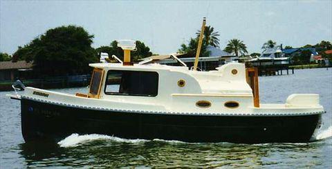 1993 Nimble Nomad Trawler Manufacturer Provided Image