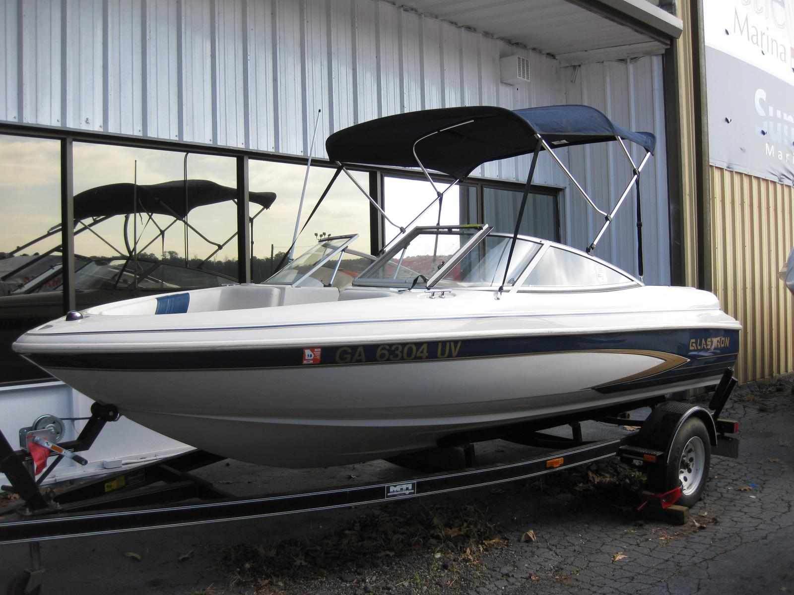 1997 glastron se 175 17 foot 1997 glastron motor boat in for Used outboard motors for sale in ga
