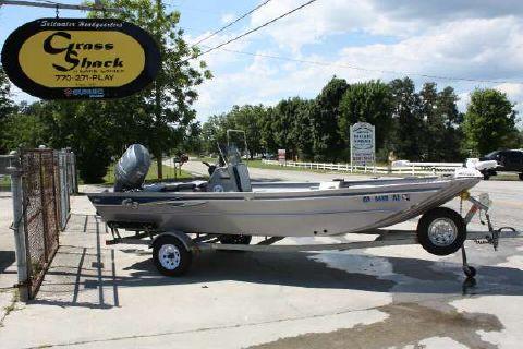 2013 G3 Boats 1860 CC DLX