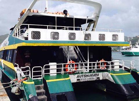 1999 Sabre Catamarans 160 Passenger Ferry