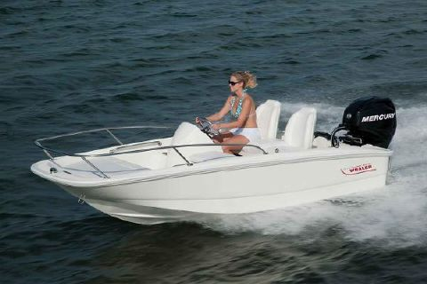 2018 Boston Whaler 130 Super Sport Manufacturer Provided Image