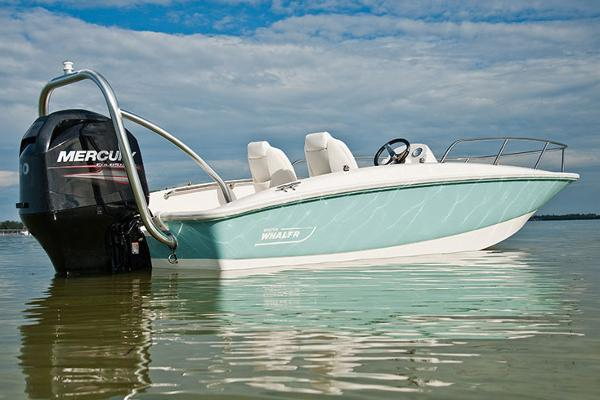 2017 Boston Whaler 170 Super Sport Manufacturer Provided Image