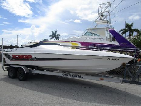 1998 Wellcraft Scarab 22