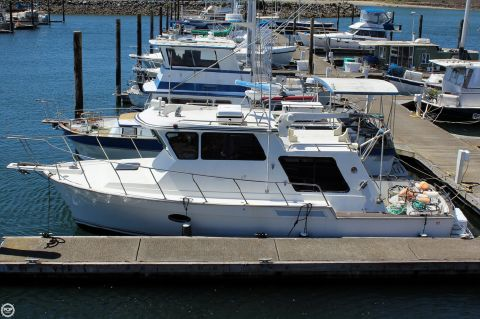 1994 Bounty 35 1994 Bounty 35 for sale in South Beach, OR