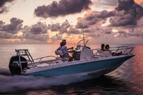 2017 Boston Whaler 210 Dauntless Manufacturer Provided Image