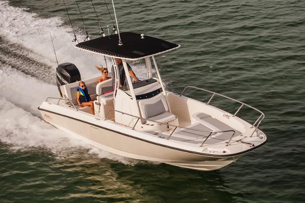2019 Boston Whaler 240 Dauntless Manufacturer Provided Image