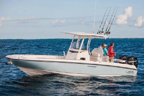 2018 Boston Whaler 270 Dauntless Manufacturer Provided Image