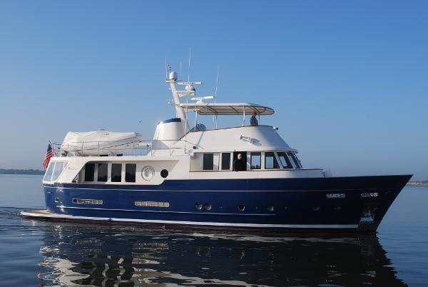 2008 Queenship Sea Spirit 60 Passagemaker