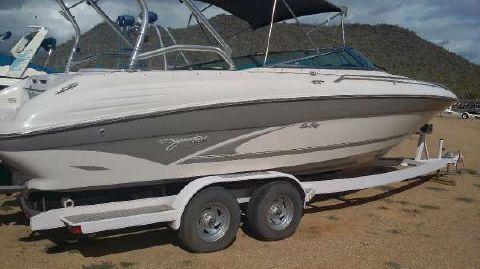 1998 Sea Ray 260 Bow Rider Select