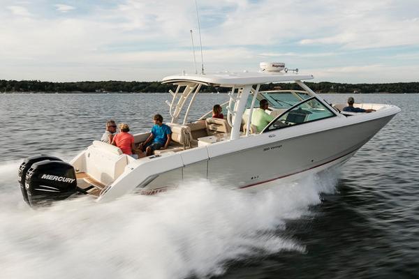 2018 Boston Whaler 320 Vantage Manufacturer Provided Image