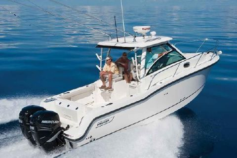 2018 Boston Whaler 285 Conquest Manufacturer Provided Image
