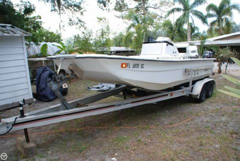 1994 Carolina Skiff 21 1994 Carolina Skiff 21 for sale in Sarasota, FL