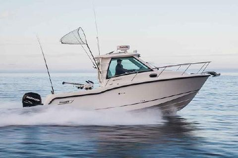 2017 Boston Whaler 285 Conquest Pilothouse Manufacturer Provided Image