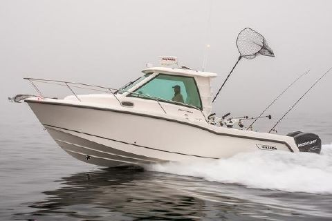 2018 Boston Whaler 285 Conquest Pilothouse Manufacturer Provided Image