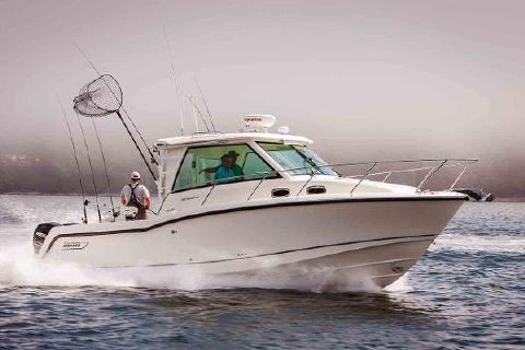2018 Boston Whaler 315 Conquest Pilothouse New & Used Boston Whaler Boats for Sale Seattle