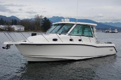 2018 Boston Whaler 345 Conquest Pilothouse Manufacturer Provided Image