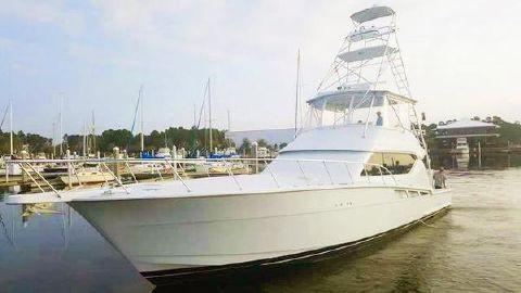 1999 Hatteras Convertible