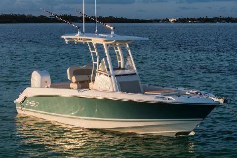 2017 Boston Whaler 230 Outrage Manufacturer Provided Image