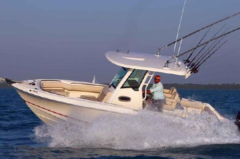 2017 Boston Whaler 250 Outrage Manufacturer Provided Image