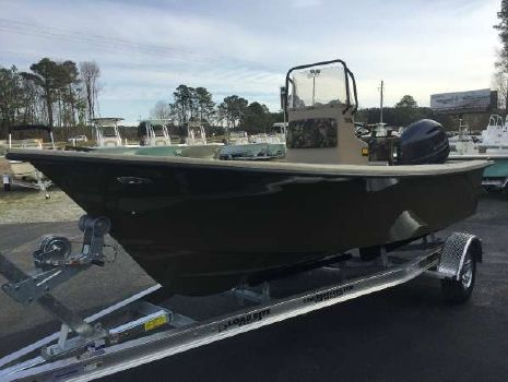 2017 May-craft 1800 Center Console