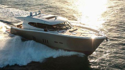 2018 Maritimo S70