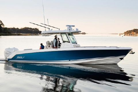 2018 Boston Whaler 330 Outrage Manufacturer Provided Image