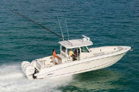 2018 Boston Whaler 350OR Manufacturer Provided Image