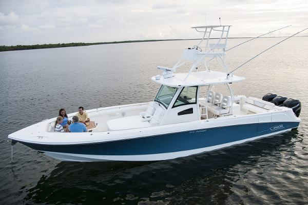 2017 Boston Whaler 370 Outrage Manufacturer Provided Image