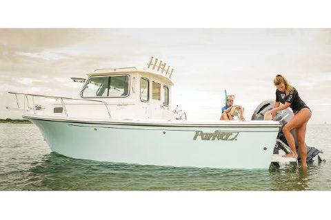 2018 Parker 2120 Sport Cabin Manufacturer Provided Image