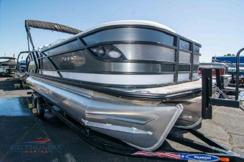 2020 CREST PONTOON BOATS Caribbean RS 250 SLRC
