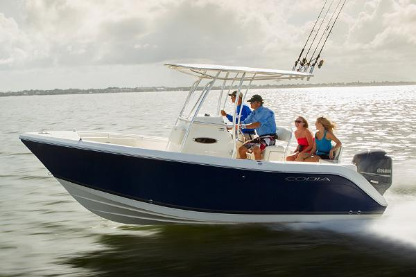 2017 Cobia Boats 201 Center Console Manufacturer Provided Image