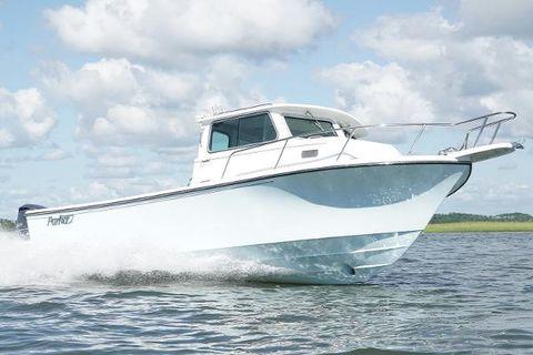 2018 Parker 2820 XLD Sport Cabin Manufacturer Provided Image