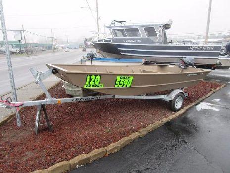 2014 Smoker-craft 1448 Smoker-craft