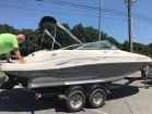 2005 Sea Ray 200 SD
