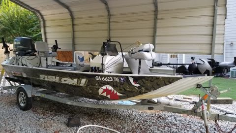 2007 G3 Boats 1860 CCJ Deluxe