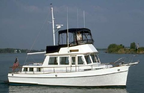 1974 Grand Banks 36 Classic Manufacturer Provided Image
