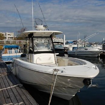 2007 Boston Whaler 320 Outrage Center Console w/New Engines