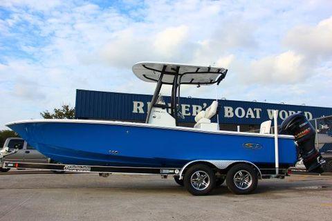 2016 Sea Hunt RZR 24