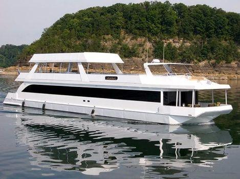 2009 Stardust Cruisers Custom Luxury Houseboat