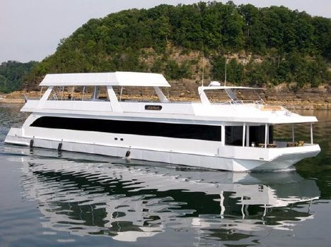 2009 Stardust Cruisers Custom Luxury Houseboat