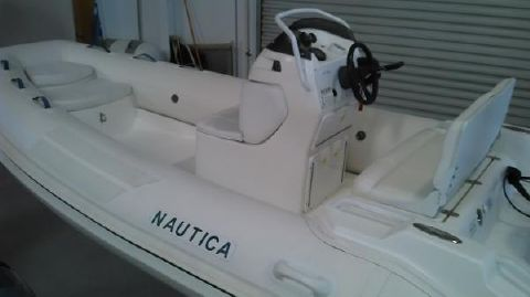 1999 Nautica 15 WIDEBODY